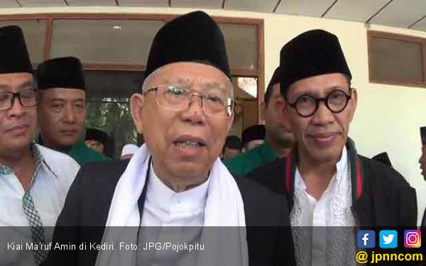 Kiat Kiai Ma'ruf Jaga Kesehatan, Hindari Makanan Berkolesterol  - JPNN.com