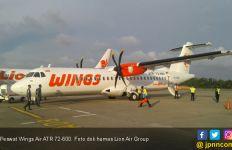 Mesin Pesawat Diduga Rusak, Wings Air Mutar Balik - JPNN.com