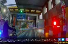 Polantas Penyerobot Pengendara di Gerbang Tol Bakal Disanksi - JPNN.com
