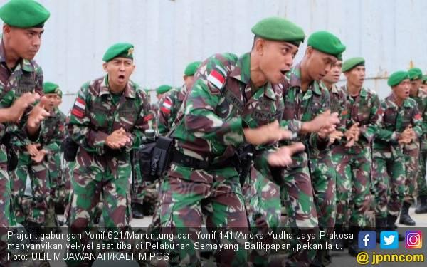 Prajurit TNI Bertugas di Daerah Sunyi, Ada Kejadian Aneh - JPNN.com