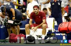 Roger Federer Bidik 3 Turnamen Tanah Liat - JPNN.com