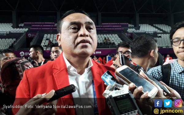 Simak nih Kalimat Menteri Syafruddin untuk Tenaga Honorer - JPNN.com