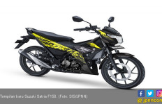 Pukul Balik Sonic 150R, Suzuki Satria F150 Ikut Tampil Baru - JPNN.com