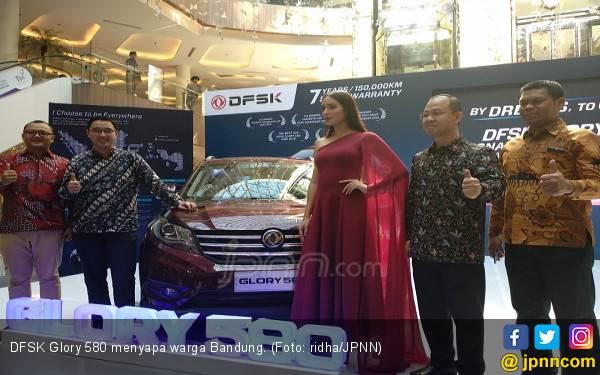 4 Delaer Baru DFSK jadi Langkah Glory 580 Kuasai Jawa Barat - JPNN.com