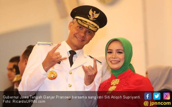 Dukung Jokowi, Ganjar Tak Merasa Ribet soal Kampanye - JPNN.com