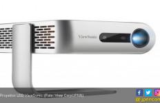 Proyektor LED Baru dengan Dual Speaker Andal - JPNN.com