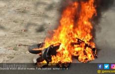Kasus Teror Bakar Mobil dan Motor: Sayembara Berhadiah Rp 115 Juta? - JPNN.com