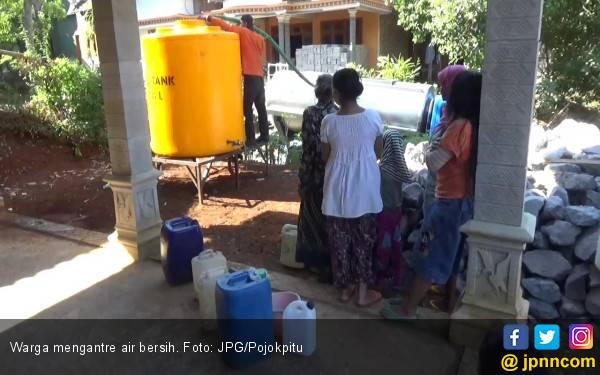 RUU SDA Sebaiknya Fokus ke Air Pipa - JPNN.com