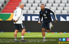 Liga Negara UEFA: Prancis Senang Berhadapan dengan Jerman - JPNN.com