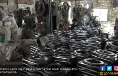 Rupiah Lemah, Perajin Industri Logam Gigit Jari - JPNN.com