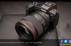 Canon Kenalkan Kamera Mirrorless Terbaru EOS R - JPNN.com