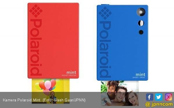 Kamera Polaroid Baru Berbanderol Sekitar Rp 1,2 Juta - JPNN.com