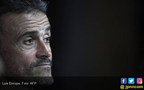 5 Aturan Ketat Luis Enrique yang Bikin Kaget Timnas Spanyol - JPNN.com