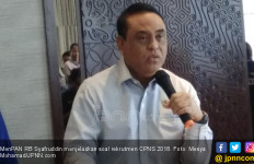 PermenPAN RB soal Pengisian Formasi CPNS 2018 Sudah Terbit - JPNN.com