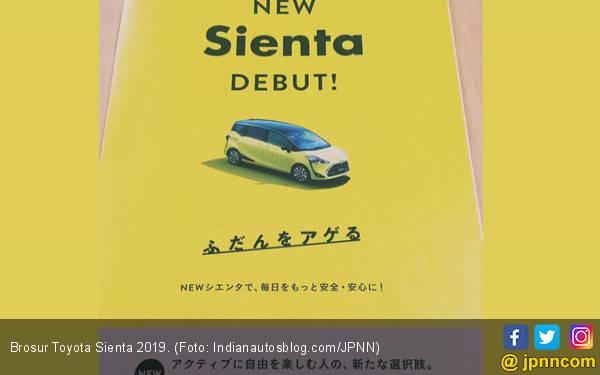 Toyota Sienta 2019 Segera Meluncur, Nih Bocorannya! - JPNN.com