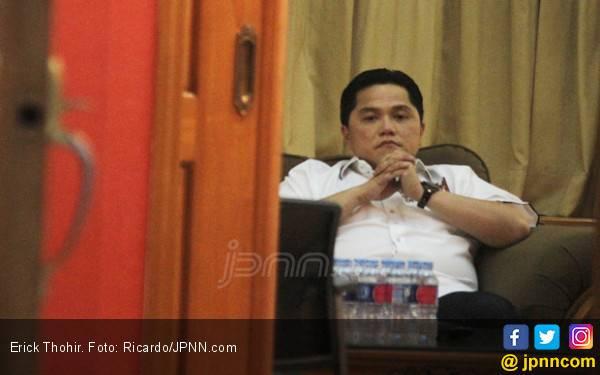 Erick Thohir Ingatkan Kubu Prabowo - Sandi Tak Menjiplak Kampanye Jokowi - Ma'ruf - JPNN.com