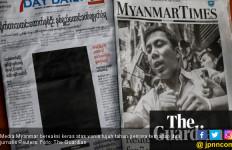 #ArrestMeToo: Media Myanmar Kompak Kecam Pemerintah - JPNN.com