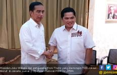 Begini Pesan Relawan GoJo untuk Erick Thohir - JPNN.com