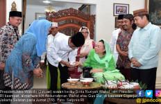 Sowan ke Ibu Sinta Wahid, Begini Permintaan Pak Jokowi - JPNN.com