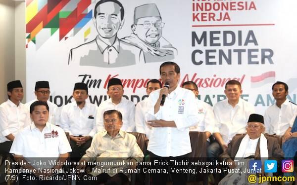 Tokoh Ini Lebih Cocok jadi Menpora di Kabinet Jokowi-Ma'ruf - JPNN.com