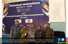 Tanri Abeng University Gandeng Telkom dan ICW - JPNN.com