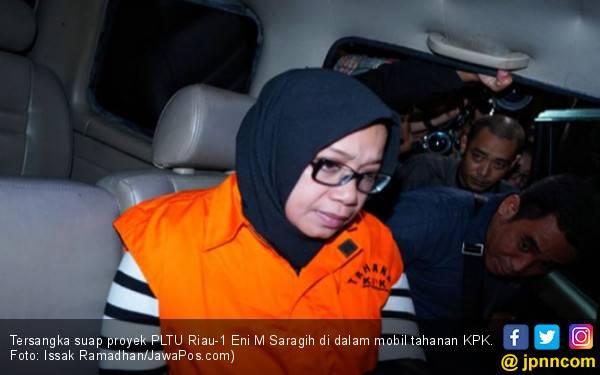 Kesaksian Eni soal Peran Novanto di Kasus Suap PLTU Riau - JPNN.com
