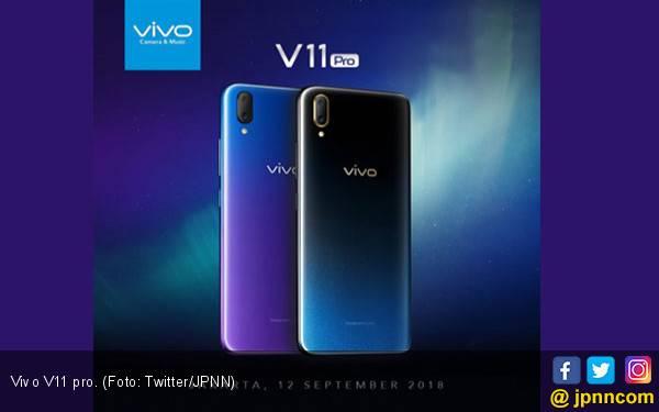 Catat Peluncuran Vivo V11 Pro di Indonesia - JPNN.com