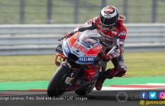 Ternyata Ducati Menyimpan Kekesalan ke Jorge Lorenzo - JPNN.com