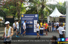 Danone Aqua Gaungkan #BijakBerplastik di Bali Marathon 2018 - JPNN.com