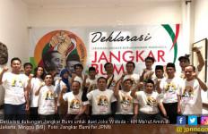 Pak Jokowi, Ini Ada Dukungan dan Harapan dari Jangkar Bumi - JPNN.com