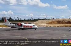 Bandara Silangit Ganti Nama, Bupati Taput Malah Bingung - JPNN.com