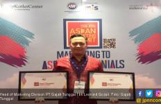 IRC Sabet 2 Penghargaan di ASEAN Marketing Summit 2018 - JPNN.com