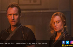 Penuh Nostalgia, Ini Trailer Perdana Captain Marvel - JPNN.com