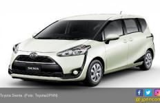 Penjualan Merosot, Toyota Sienta Masih Dipertahankan - JPNN.com