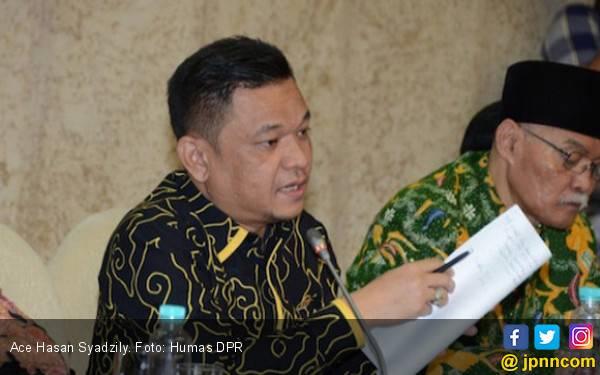 Ace Hasan Tuding Anies Baswedan Sedang Tebar Pesona - JPNN.com