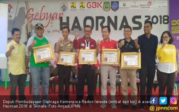 Isnanta: Dengan Bersatu Olahraga Indonesia Semakin Kuat - JPNN.com