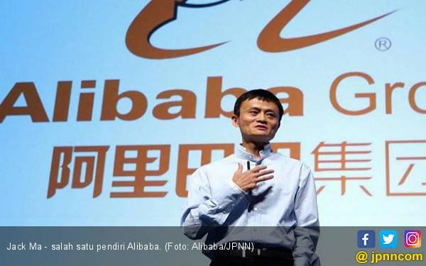 Kado Ultah ke-55, Jack Ma Resmi Pensiun dari Alibaba Group - JPNN.com
