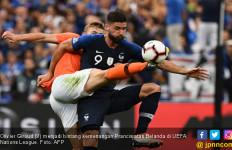 Prancis Kalahkan Belanda, Olivier Giroud Lewati Rekor Zidane - JPNN.com