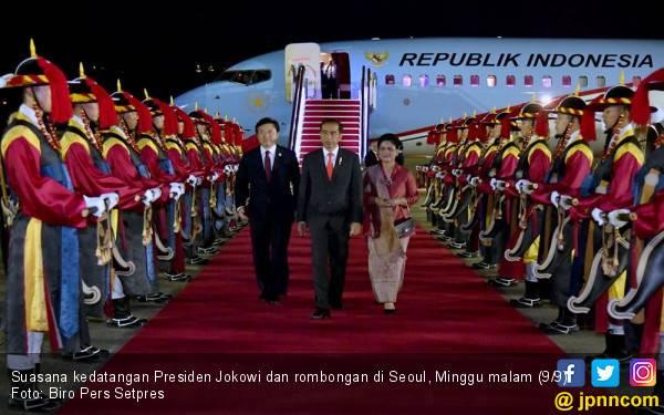 Jokowi Dijadwalkan Bertemu Pengusaha dan Penguasa Korsel - JPNN.com
