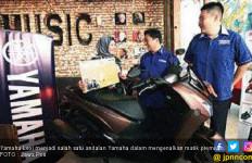 Penjualan Yamaha Lexi Naik Drastis - JPNN.com