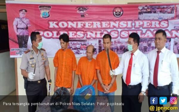 Polisi Berhasil Ungkap Dua Kasus Pembunuhan Sadis di Nisel - JPNN.com