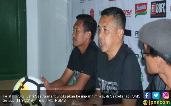 PSIS Sambut Laga Kontra PSMS Medan Layaknya Partai Final - JPNN.com