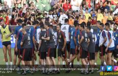 Spanyol vs Kroasia: Pesan Mengerikan Enrique Buat Tim Tamu - JPNN.com