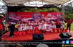 Tim Bulog Jatim Juara National Championship OSYSL 2108 - JPNN.com