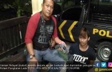 Usman Hobi Pamer Senjata Api, Begini Akibatnya - JPNN.com