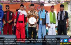 Wakil Ketua MPR Dukung Jawara Betawi Melestarikan Silat - JPNN.com