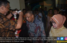 Gubernur Terinspirasi Pak Harto, SMA Masuk Kelas Ternakal - JPNN.com