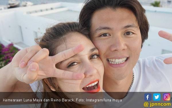Luna Maya Masih Simpan Foto Reino Barack, Belum Move On? - JPNN.com