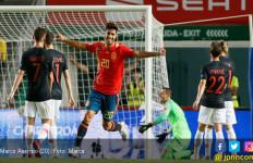 Spanyol vs Kroasia: Asensio Layak Dapat Bintang - JPNN.com