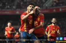 Spanyol vs Kroasia: Tuan Rumah Pesta Setengah Lusin Gol - JPNN.com